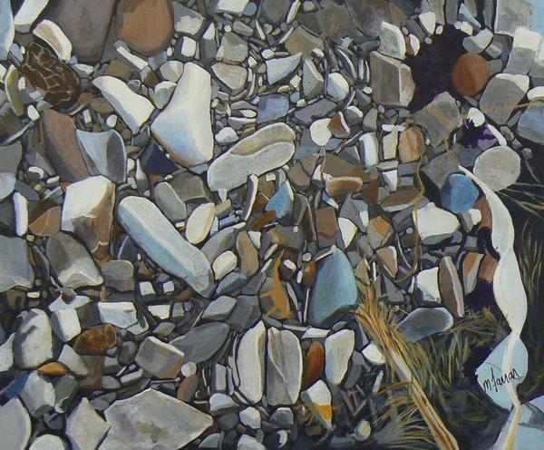 Blue Rocks 600